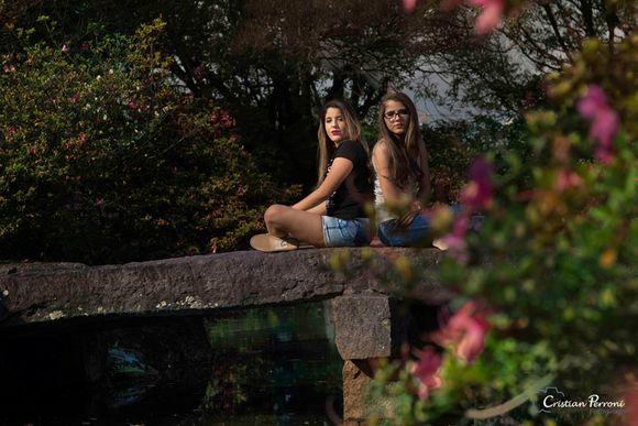 Ensaio Lizi e Lidi