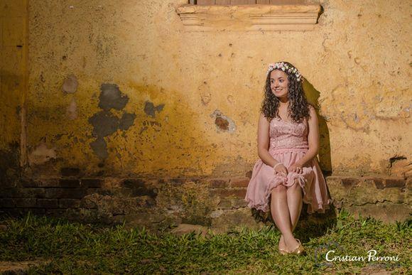 Ensaio 15 anos  Ana Clara