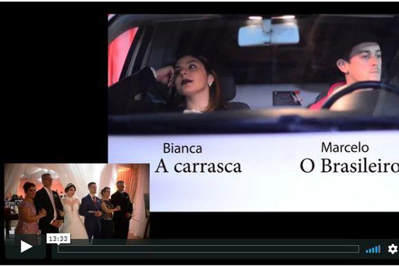 História Bianca e Marcelo