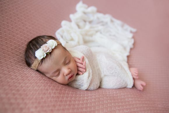 Ensaio Newborn Malu