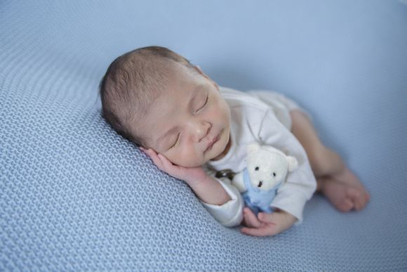 Ensaio Newborn Ryan