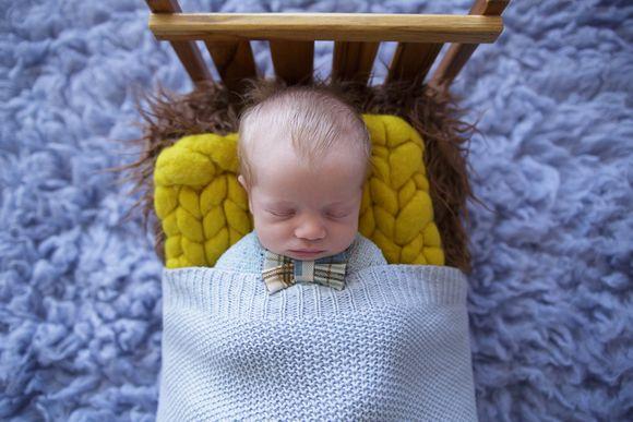 Ensaio Newborn Davi