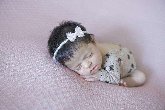 Ensaio Newborn Carolina