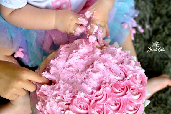 Smash the cake Helena