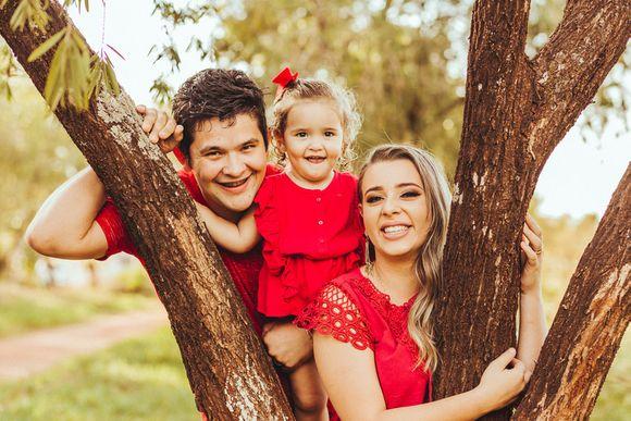 Sophya 2 Aninhos - Ensaio em Família