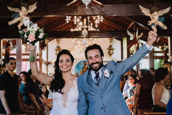 Casamento Niely e Flávio