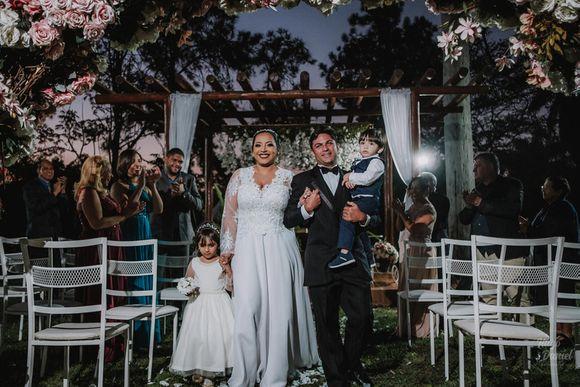 Casamento Blena e Lincon