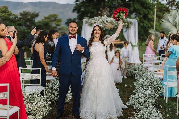 Casamento Jessica e Delmar