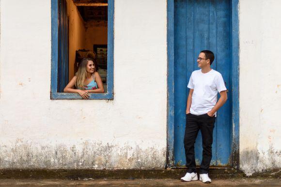 Natália e Thiago