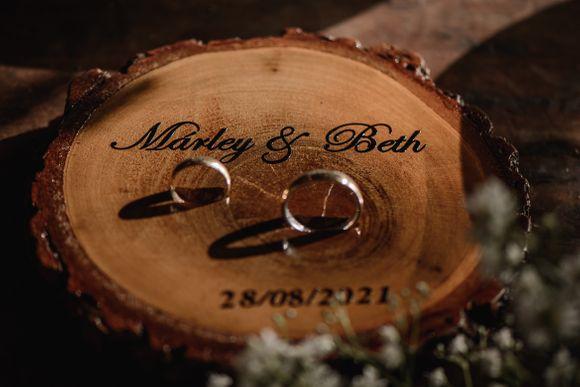 Beth & Marley