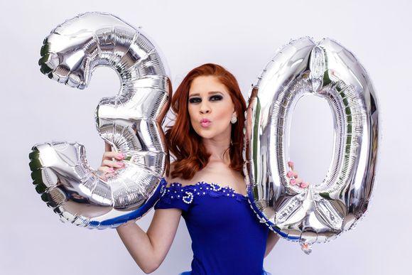 Ensaio 30 anos Ariane