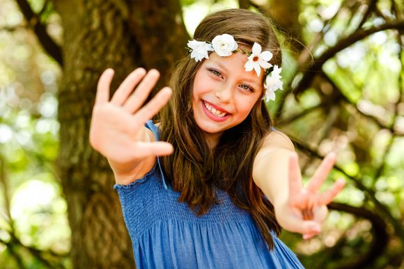 Ensaio 8 anos Maria Clara