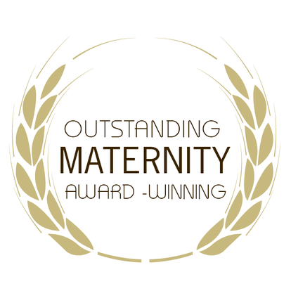 PREMIADA NO OUTSTANDING MATERNITY AWARDS